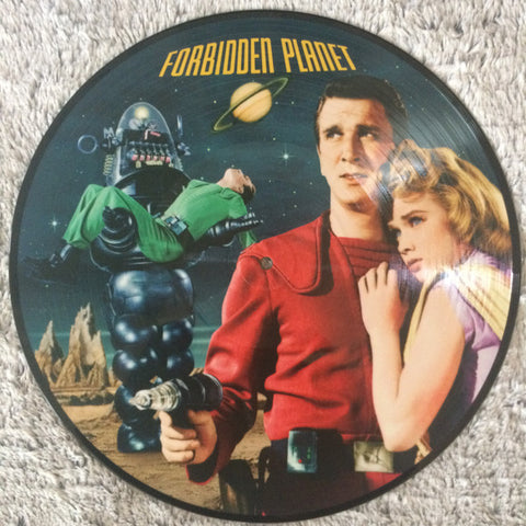 Louis and Bebe Barron ‎– The Forbidden Planet : Moviola ‎– Movie2 : Vinyl, LP, Album, Limited Edition, Picture Disc, Stereo