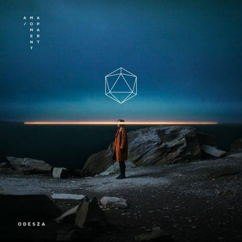 Odesza ‎– A Moment Apart : Counter Records ‎– COUNT118, Foreign Family Collective ‎– COUNT118 : 2 × Vinyl, LP, Album, Limited Edition, Green