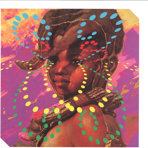 "Immaculate Rivombo - Psychich Bridge From Bujumbura - Invisible Inc 16 - 12"", Vinyl"