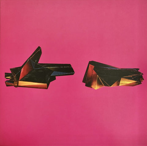 Run The Jewels ‎– Run The Jewels 4 : BMG ‎– 538621161 : 2 × Vinyl, LP, Magenta (Neon) Translucent 2 × Vinyl, LP, Gold Metallic All Media, Album, Deluxe Edition, Limited Edition