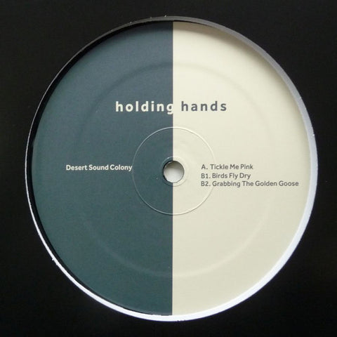 Desert Sound Colony ‎– Tickle Me Pink EP : Holding Hands ‎– HHANDS 006 : Vinyl, 12""
