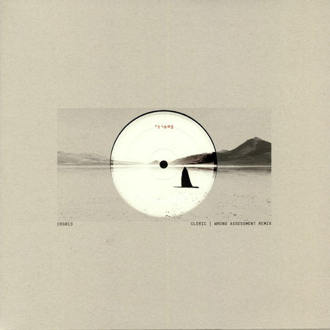 Cleric (2) ‎– Fragments Of A Portrait : Clergy ‎– CRG013 : Vinyl, 12""