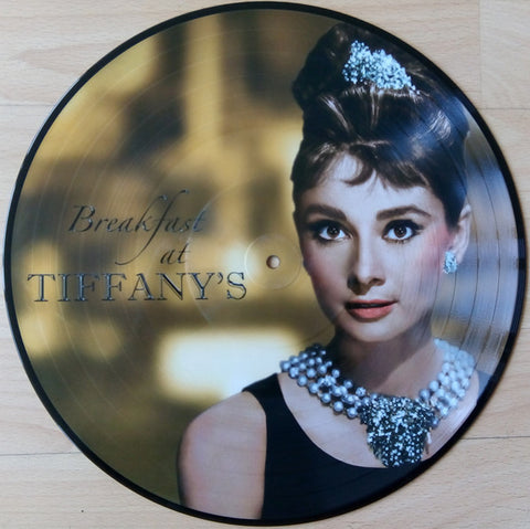 Henry Mancini ‎– Breakfast At Tiffany's : Moviola (2) ‎– MOVIE1 : Vinyl, LP, Album, Picture Disc, Reissue