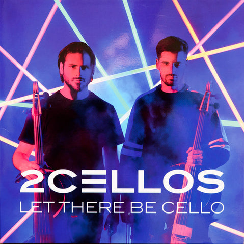 2Cellos ‎– Let There Be Cello : Music On Vinyl ‎– MOVCL045, Masterworks (3) ‎– MOVCL045 : Vinyl, LP, Album, Limited Edition, Numbered, Transparent Blue