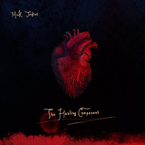 Mick Jenkins ‎– The Healing Component : Cinematic Music Group ‎– CNMT LP2520 : 2 × Vinyl, LP, Album, Club Edition, Limited Edition, Red