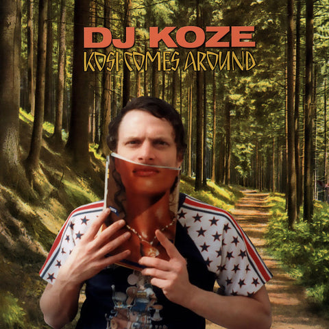 "DJ Koze ‎– Kosi Comes Around : Pampa Records ‎– PAMPA LP009 : 2 × Vinyl, 12"", Album, Reissue"