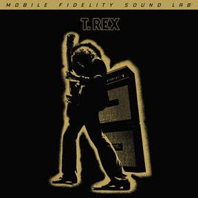 T. Rex - Electric Warrior [2LP] (180 Gram 45RPM Mono Audiophile Vinyl, limited/numbered)  821797249010 Mobile Fidelity Sound Lab MFSL 2-490