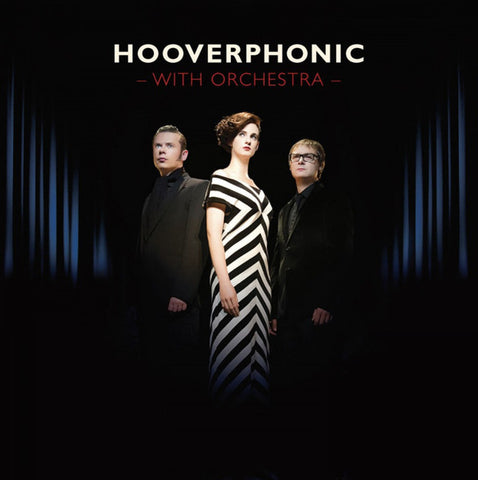 Hooverphonic ‎– With Orchestra : Sony Music ‎– MOVLP2580, Columbia ‎– MOVLP2580, Music On Vinyl ‎– MOVLP2580 : 2 × Vinyl, LP, Album, Limited Edition, Numbered, Reissue, Stereo, Blue Transparent, 180 gram