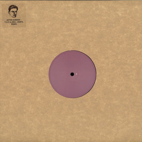 "Anton Kubikov - Ten Days Past Acid - Mayak 009 - 12"", Vinyl"