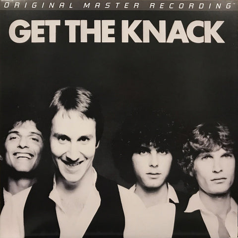 The Knack (3) ‎– Get The Knack : Mobile Fidelity Sound Lab ‎– MFSL 1-473 : Vinyl, LP, Album, Limited Edition, Numbered, Reissue, Remastered, 180g