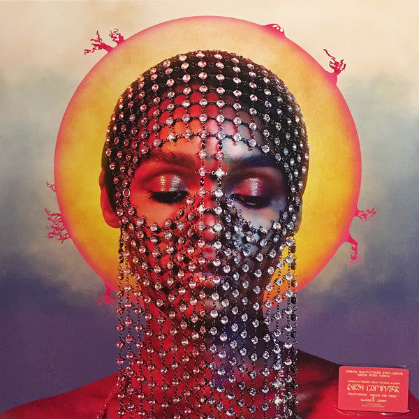 Janelle Monáe ‎– Dirty Computer : Atlantic ‎– 567348-1 : 2 × Vinyl, LP, 45 RPM, Album, Limited Edition, Neon Pink