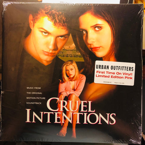 arious ‎– Cruel Intentions : Virgin ‎– B0029385-01 : 2 × Vinyl, LP, Limited Edition