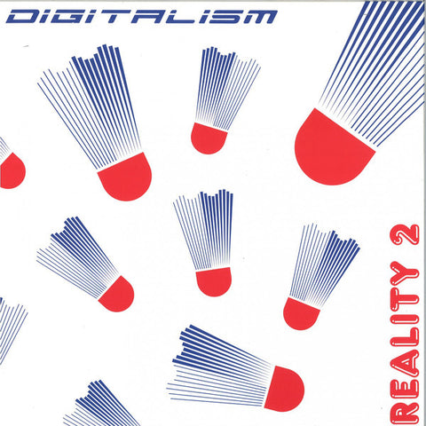 "Digitalism ‎– Reality 2 : Running Back ‎– RB094 : Vinyl, 12"", EP"