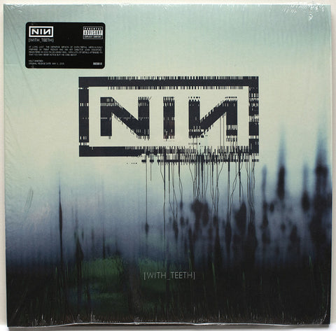 Nine Inch Nails ‎– With Teeth : Interscope Records ‎– B0025681-01, Nothing Records ‎– B0025681-01 Series: NIN – HALO_19 V : 2 × Vinyl, LP, Album, Reissue, Remastered, Definitive Edition
