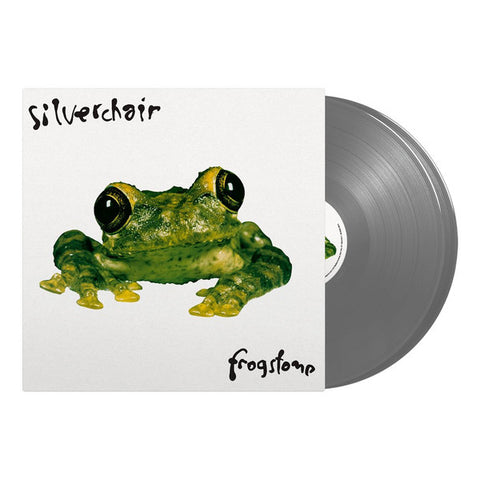 Silverchair ‎– Frogstomp : Epic ‎– 88765431861, Sony Music Commercial Music Group ‎– 88765431861, SRC Vinyl ‎– SRC019 : Vinyl, LP, Silver Vinyl, LP, Single Sided, Etched, Silver All Media, Album, Reissue, Gatefold