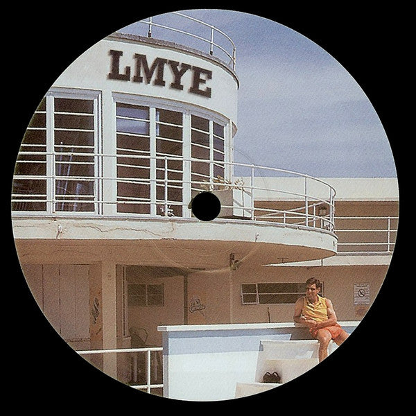 "L.M.Y.E. ‎– Lend Me Your Ears : Apron Records ‎– APRON 24 : Vinyl, 12"", 45 RPM"