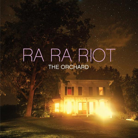 Ra Ra Riot ‎– The Orchard : Barsuk Records ‎– BARK106LP : Vinyl, Album, LP