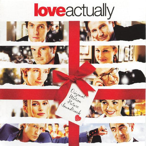 Various ‎– Love Actually (The Original Motion Picture Soundtrack) Label: Real Gone Music ‎– RGM-0835 Format: 2 × Vinyl, LP, Compilation, Limited Edition, Candy Cane