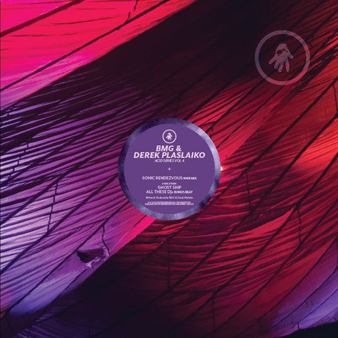 BMG & Derek Plaslaiko Acid Series Vol. 4 - Interdimensional Transmissions IT-41 - Vinyl, 12""