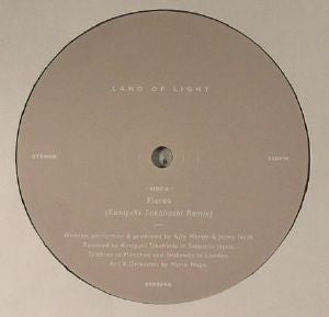 Land Of Light ‎– Land Of Light (Remixes) : ESP Institute ‎– ESP009A : Vinyl, 12""