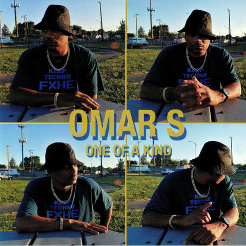 Omar S* ‎– One Of A Kind : FXHE Records ‎– AOS7418 : Vinyl, 12""