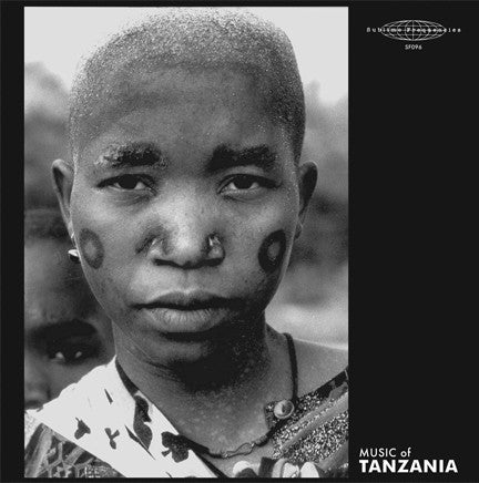 Various - Music Of Tanzania  - Sublime Frequencies - SF096 - 2xLP, Comp, Ltd