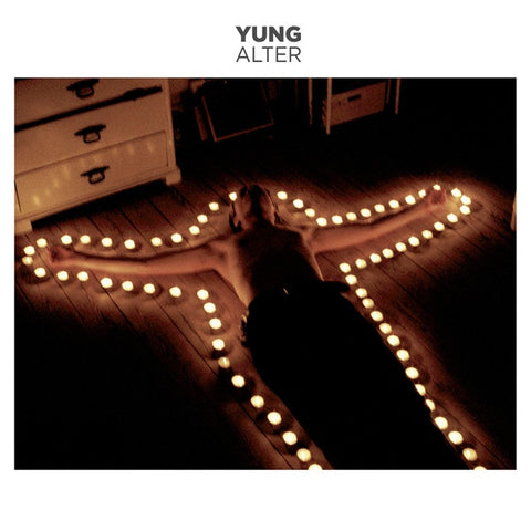 "Yung ‎– Alter : Tough Love Records ‎– TLV078 : Vinyl, 12"", EP"