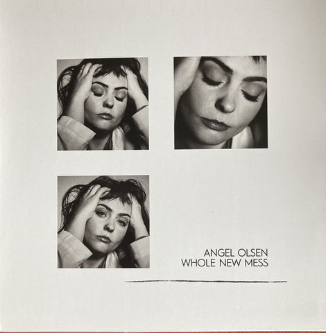 Angel Olsen ‎– Whole New Mess : Jagjaguwar ‎– JAG354 : Vinyl, LP, Album