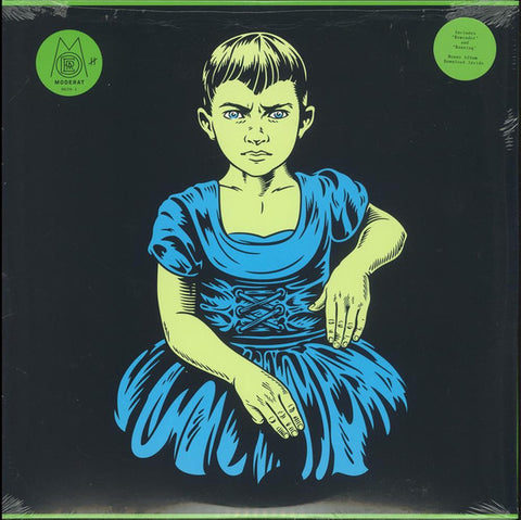 Moderat ‎– III : Monkeytown Records ‎– 9639-1 : 2 × Vinyl, LP, Album, Limited Edition