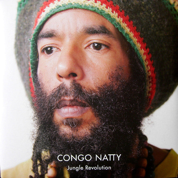 Congo Natty ‎– Jungle Revolution : Big Dada Recordings ‎– BD227 : 2 × Vinyl, LP, Album