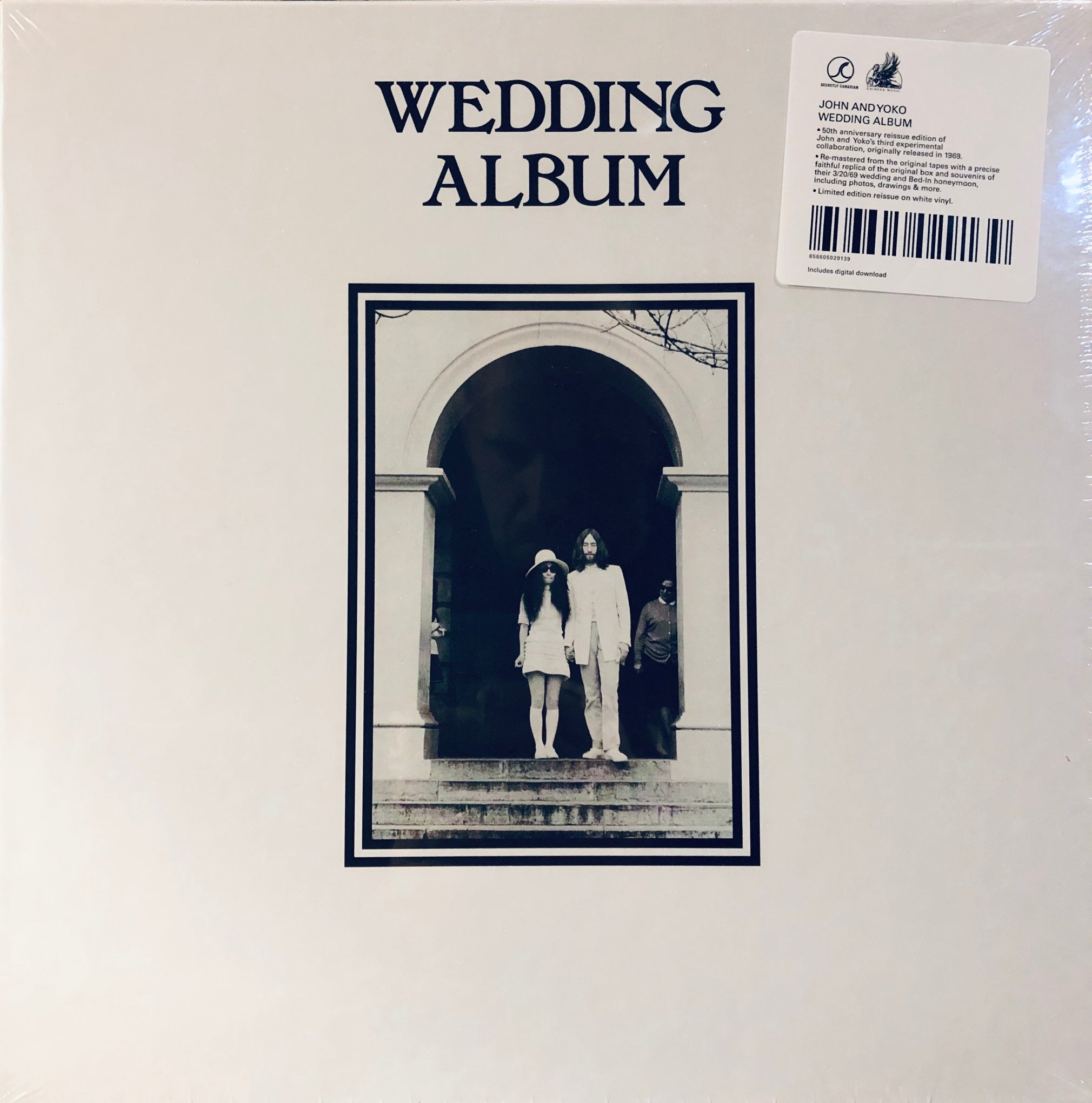 John And Yoko* ‎– Wedding Album : Secretly Canadian ‎– SC291, Chimera Music ‎– SC291 : Vinyl, LP, Album, Limited Edition, Reissue, Remastered, White  Box Set