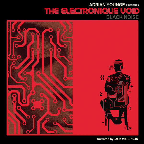 Adrian Younge ‎– The Electronique Void (Black Noise) : Linear Labs ‎– LL033LP : Vinyl, LP, Album
