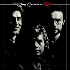 King Crimson ‎– Red : Discipline Global Mobile ‎– KCLLP7 : Vinyl, LP, Album, Limited Edition, Reissue, Stereo, 40th Anniversary Edition (200g)