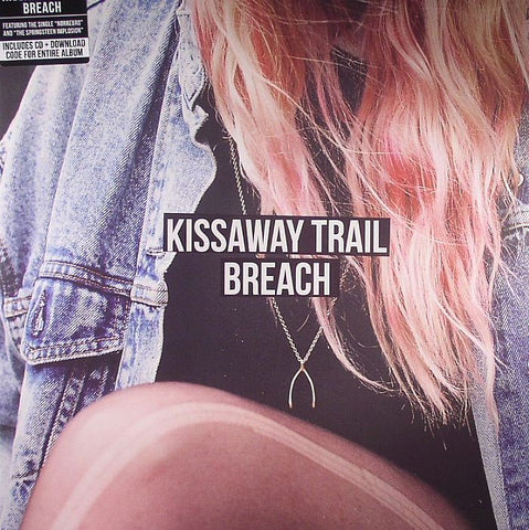Kissaway Trail* ‎– Breach : Yep Roc Records ‎– YEP-2336 : Vinyl, LP
