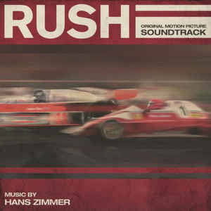 Hans Zimmer ‎– Rush : Music On Vinyl ‎– MOVATM048, Sony Classical ‎– MOVATM048 : At The Movies – MOVATM048 : 2 × Vinyl, LP, Album, Limited Edition, Numbered, Red