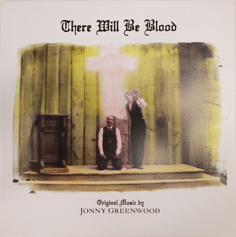 Jonny Greenwood ‎– There Will Be Blood : Nonesuch ‎– 567608-1 Series: Vinyl Me, Please. Exclusive Pressing – : Vinyl, LP, Club Edition, Limited Edition, Numbered, Reissue, Silver