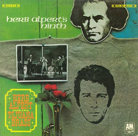 Herb Alpert And The Tijuana Brass* ‎– Herb Alpert's Ninth : A&M Records ‎– SP 4134, A&M Records ‎– SP-4134 : Vinyl, LP, Album, Stereo, Terre Haute Pressing