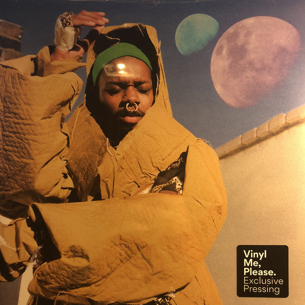 Serpentwithfeet ‎– Soil : Secretly Canadian ‎– SC366 : Vinyl, LP, Album, Club Edition, Limited Edition, Numbered, Gold