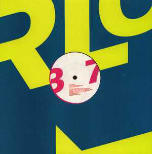 "Kalabrese ‎– Chicken Fried Rice : Perlon ‎– PERL37 : Vinyl, 12"", 33 ⅓ RPM"