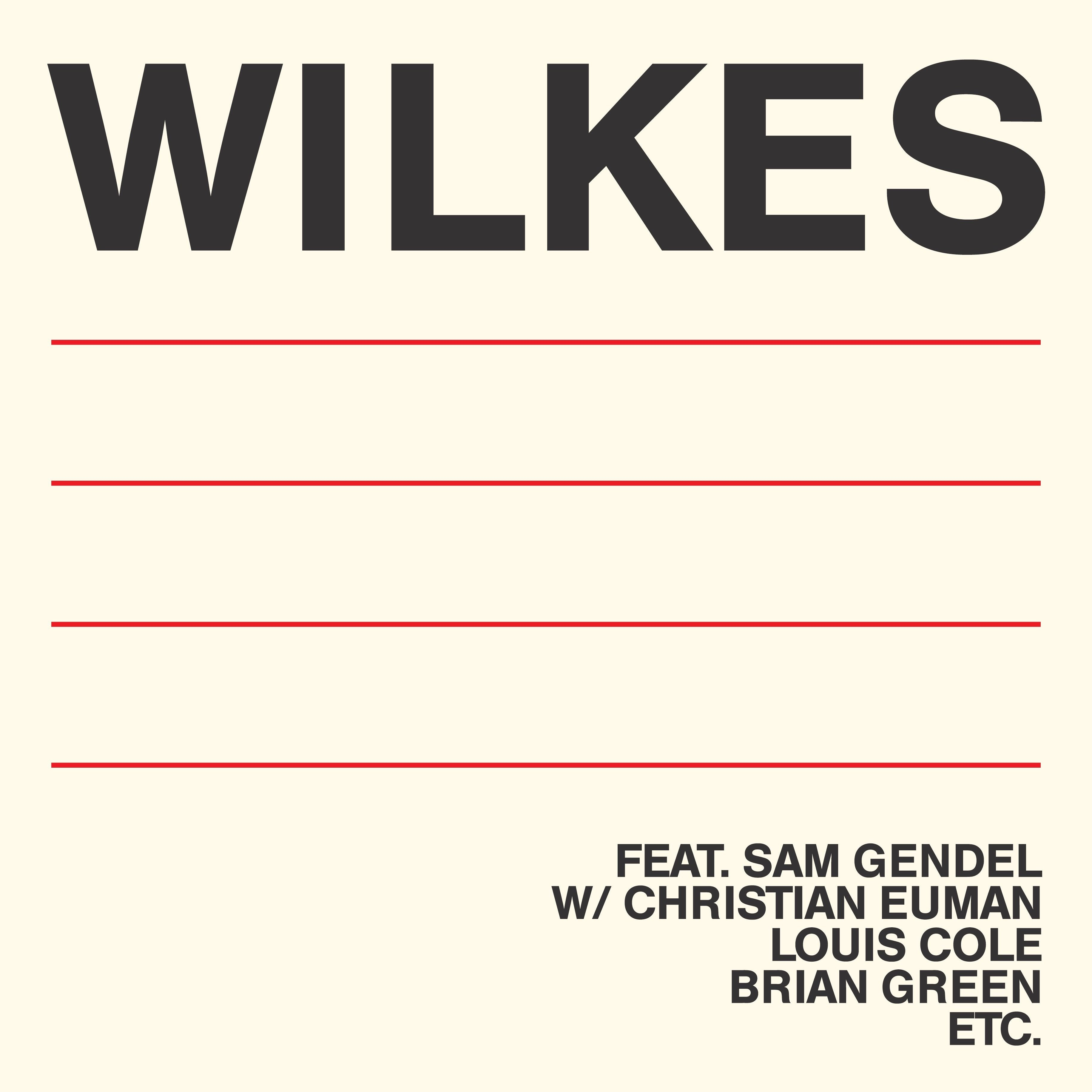 Wilkes, Sam - Wilkes (Vinyl) : Leaving LP-LR-137