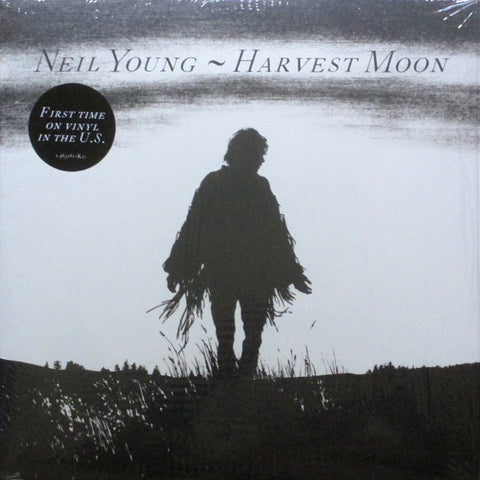Neil Young ‎– Harvest Moon : Reprise Records ‎– 563181-1 : Vinyl, LP  Vinyl, LP, Single Sided, Etched  All Media, Album, Reissue, Repress