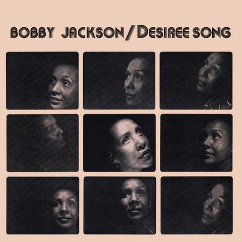 Bobby Jackson ‎– Desiree Song  : Superfly Records (2) ‎– SRLP028 : Vinyl, LP, Album, Limited Edition, Reissue