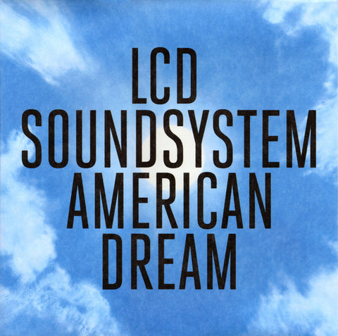 LCD Soundsystem ‎– American Dream : DFA ‎– 88985456111, Columbia ‎– 88985456111 : 2 × Vinyl, LP, Album