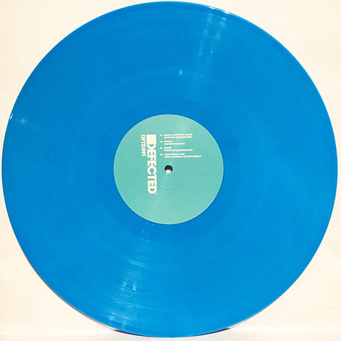 "Various ‎– Sampler EP 7 : Defected ‎– DFTD591 Series: House Music All Life Long – : Vinyl, 12"", 33 ⅓ RPM, EP, Repress, Blue"