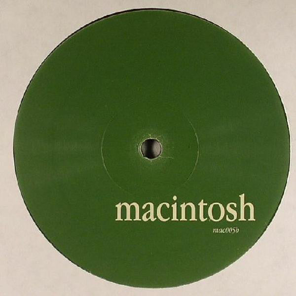 Casey Hogan ‎– Substep 136 : Macintosh ‎– mac005 : Vinyl, 12""