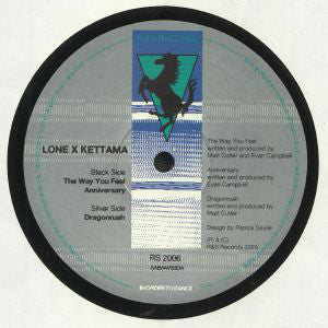 "Lone (2) X Kettama ‎– Lone X Kettama : R & S Records ‎– RS 2006 : Vinyl, 12"", Single"