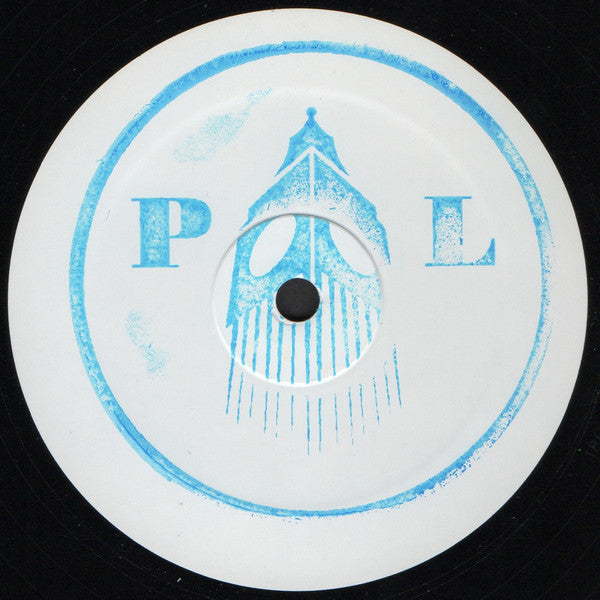Paranoid London ‎– Give Me The / Our Man Though : Paranoid London Records ‎– PLW001 : Vinyl, 12""