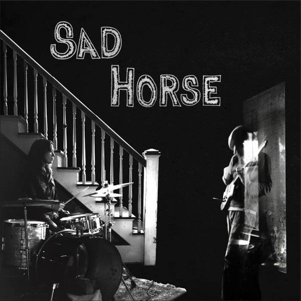 Sad Horse ‎– Greatest Hits : Mississippi Records ‎– MRP-088, Eggy Records ‎– EGGY47 : Vinyl, LP, Compilation, Limited Edition