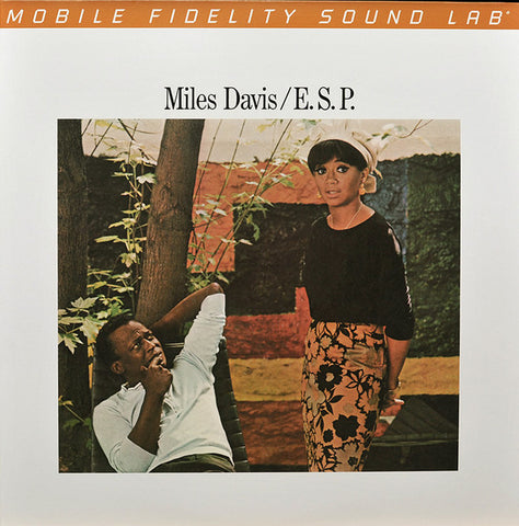 Miles Davis ‎– E.S.P. : Mobile Fidelity Sound Lab ‎– MFSL 2-451 Series: Gain 2™ Ultra Analog 45RPM 180g Series – MFSL 2-451 : 2 × Vinyl, LP, 45 RPM, Album, Limited Edition, Numbered, 180 gram