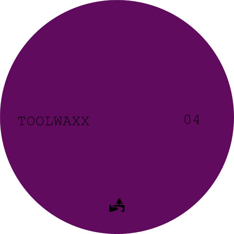 Unknown Artist ‎– Toolwaxx 4 : Toolwaxx ‎– Toolwaxx004 : Vinyl, 12""